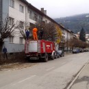 Uredjivanje drvoreda u Foci