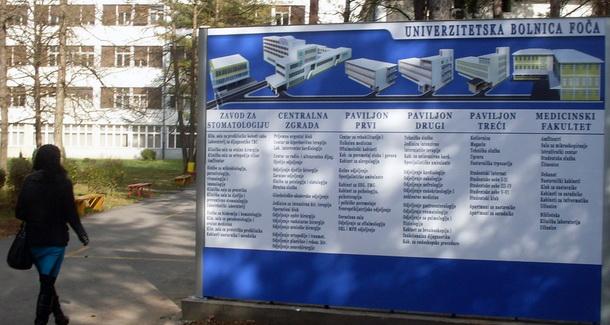 Bolnica u Foci