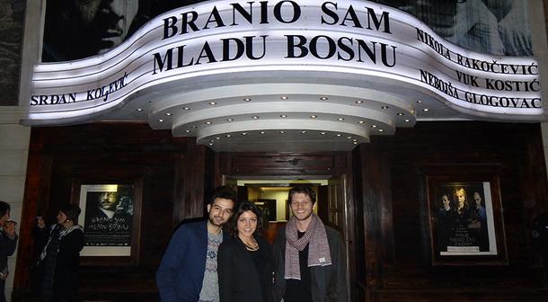 Branio sam Mladu Bosnu