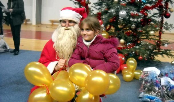 Deda Mraz u Foci