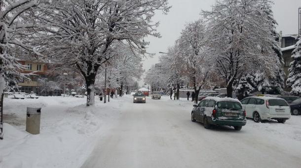 Snije u Foci