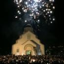 Badnje vece u Andricgradu