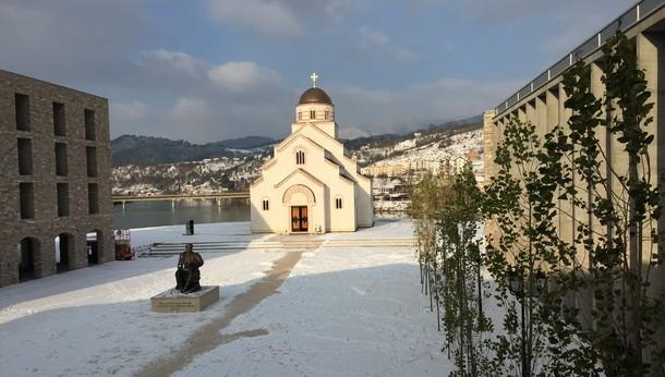 Crkva u Andricgradu