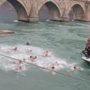 Plivanje za krst u Visegradu (1)