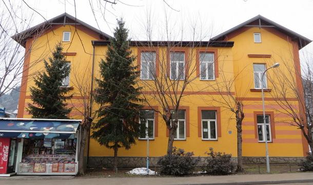 Stara zgrada Gimnazije