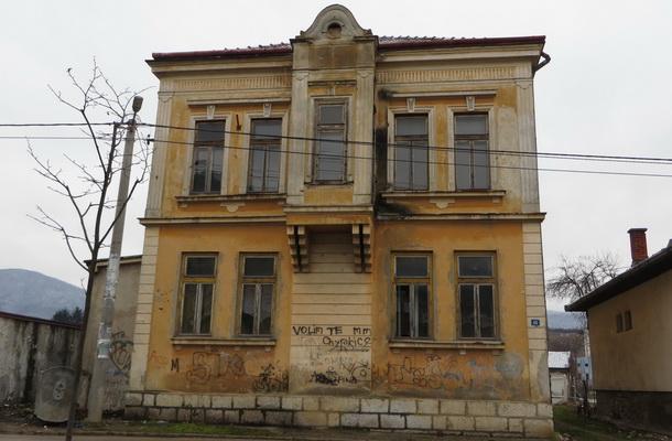 Stvorena za muzej, kuća Hafizovića