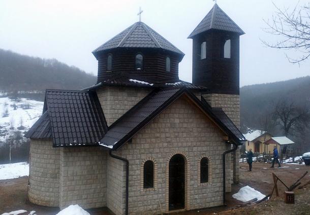 Crkva Svetog Pantelejmona na Zelengori