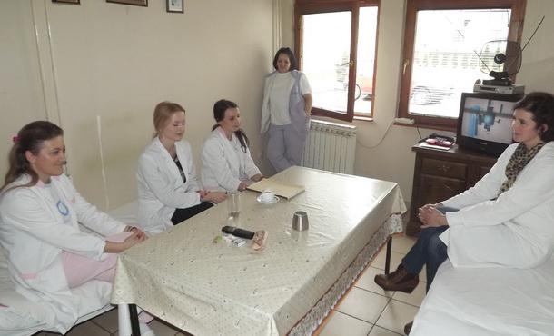 Dom zdravlja u Novom Gorazdu