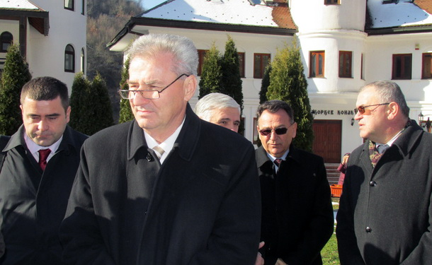 Milenko Savanovic u Dobrunu