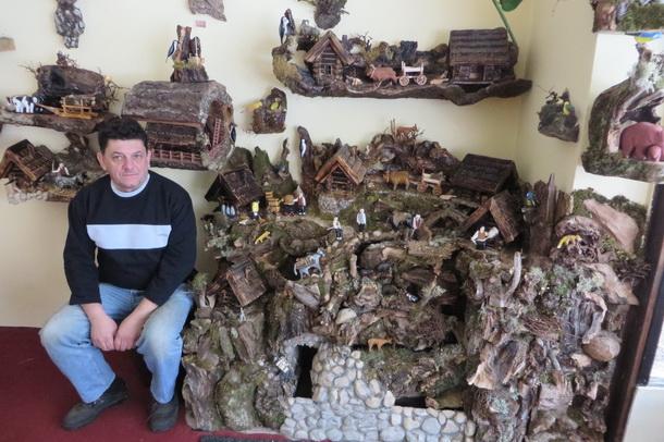 Rogatica-Nenad Kanostrevac, uz svoje selo,1.