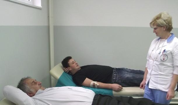 Davaoci krvi HE na Drini