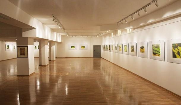 Galerija u Andricevom institutu