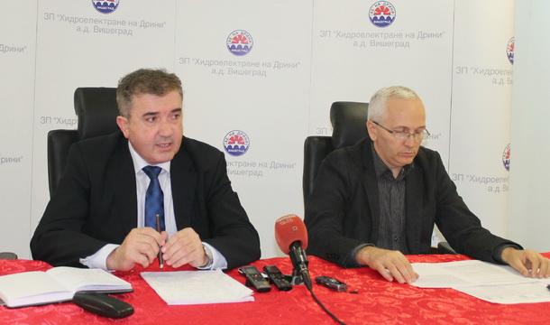 Mile Lakic i Branisalv Topalovic