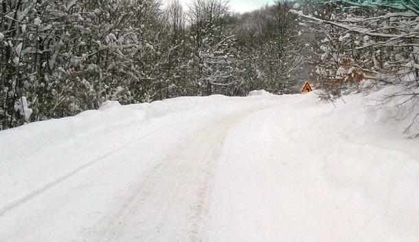 Snije u Foci Rogoj