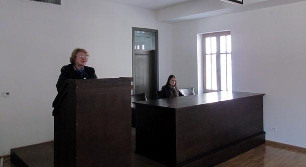 Studentska konferencija u Institutu 2