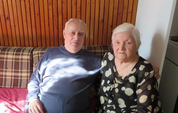 Brane i Persa Gluhovic