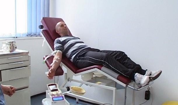 Davaoci krvi u Foci