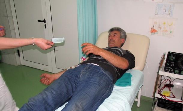 Davaoci krvi u Visegradu