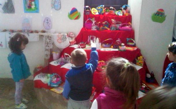Djeca u hramu u Cajnicu 3