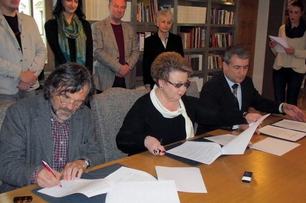Emir Kusturica i Nadezda Kuscenkova
