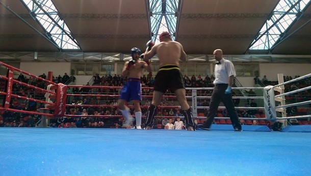 Kik boks u Foci