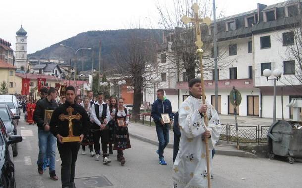 Lazareva subota u Cajnicu