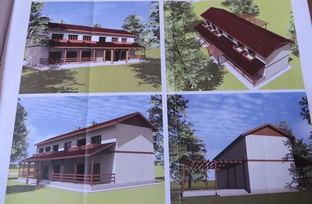 Osnovna skola na Borikama projekat