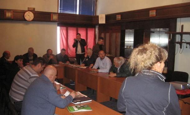 Podsticaj za sela u Cajnicu