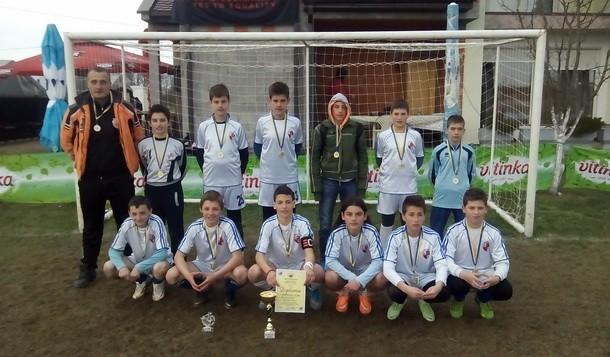 Skola fudbala  u Rogatici