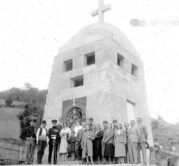 Kapela u Vardistu