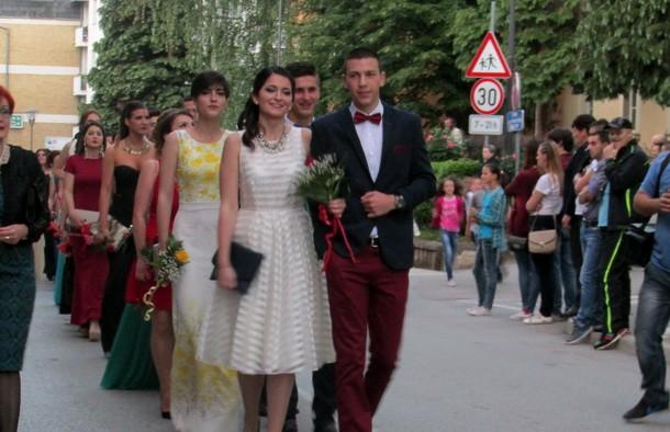 Maturanti Visegrad 2015