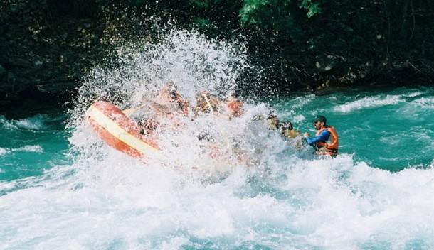 rafting na Tari