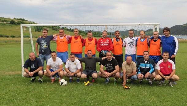 Fudbalski veterani u Rogatici