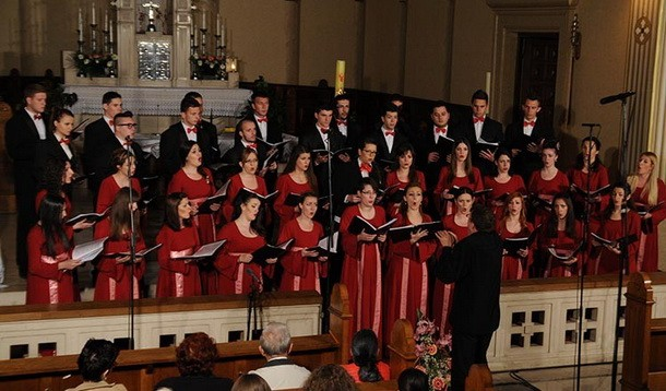 Hor za crkvenu muziku