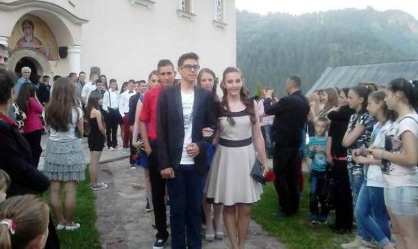 Mali maturanti u Cajnicu 2