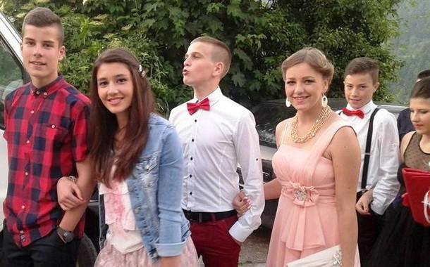 Mali maturanti u Cajnicu