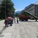 Rekonstrukcija ulice u Foci