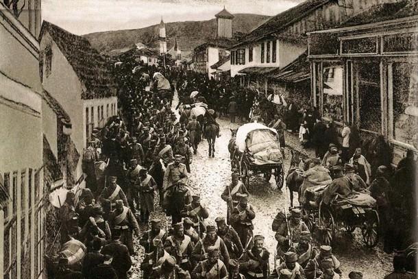 Rogatica, 27.9. 1914. ulazak Srpske vojske u grad