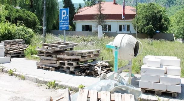 Spomenik Ivo Andric radovi