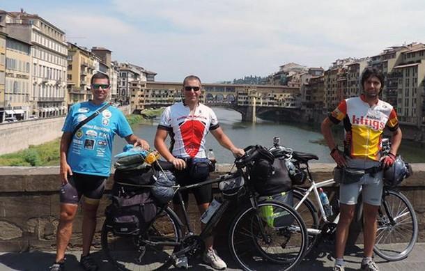 Biklisti u Firenci