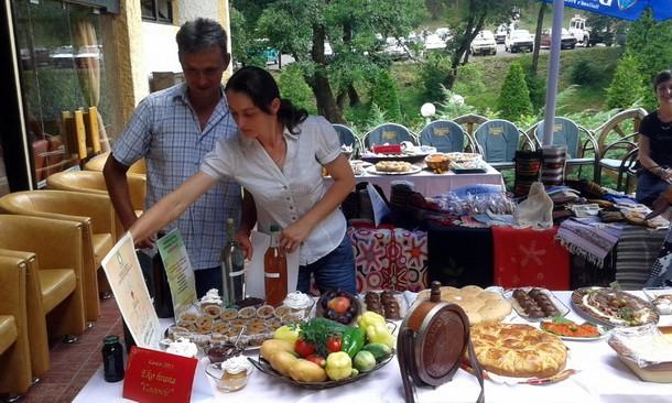 Gastrofest u Foci