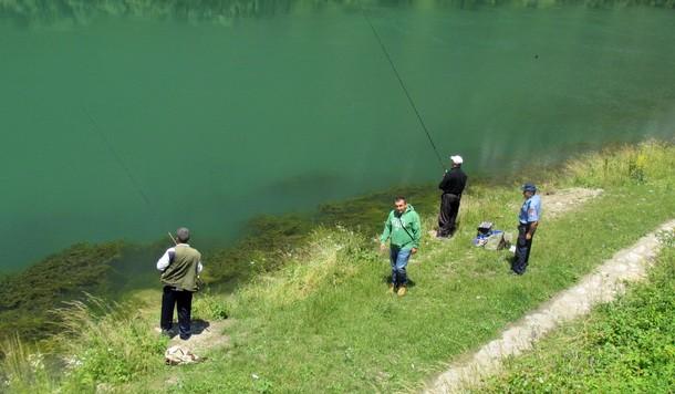 Ribolov u Visegradu
