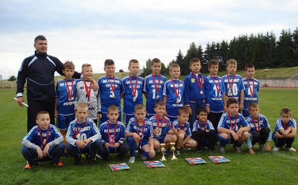 Skola fudbala u Rogatici 2007