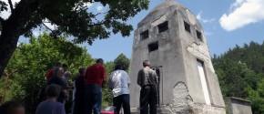 Spomen-kapela u Vardistu