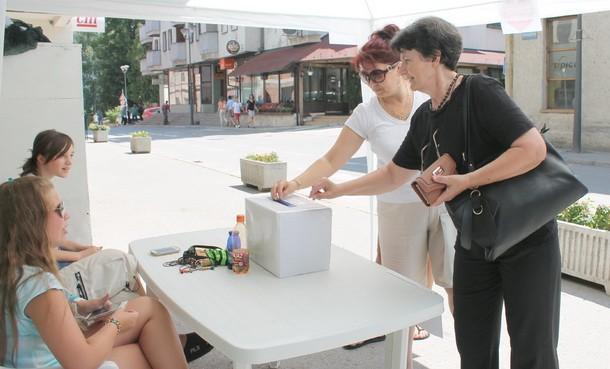 pomoc Ilicima u Visegradu 2