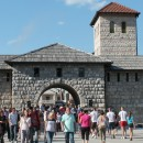Andricgrad kapija