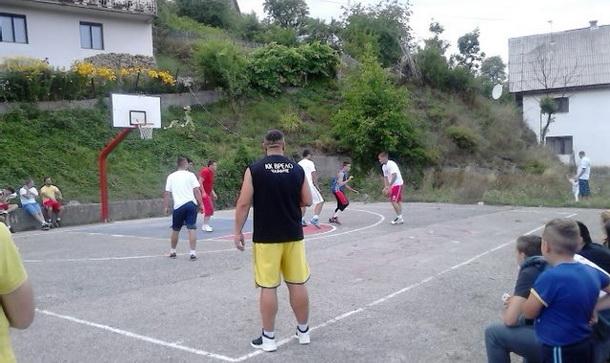 Basket u Cajnicu
