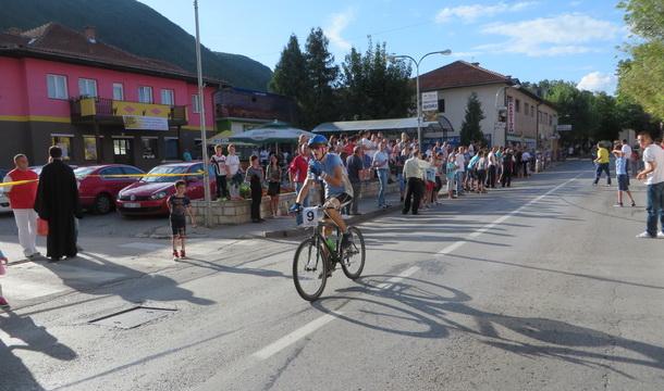 Biciklisti u Rogatici