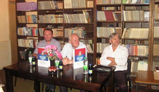 Promocija knjige Gorana Kikovica u Cajnicu