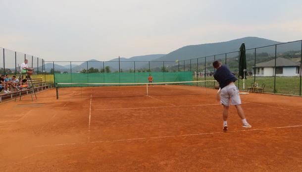 Tenis u Rogatici